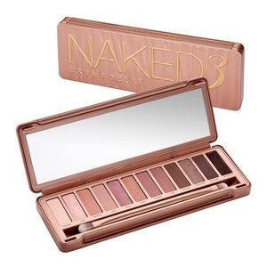 BNIB Naked 3 Pallete